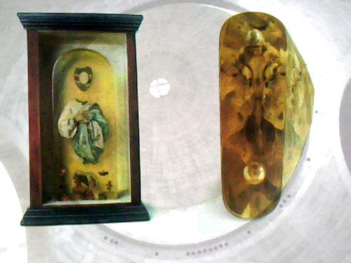 Nsa. Senhora das Pedras e Anunciação de Farnese de Andrade